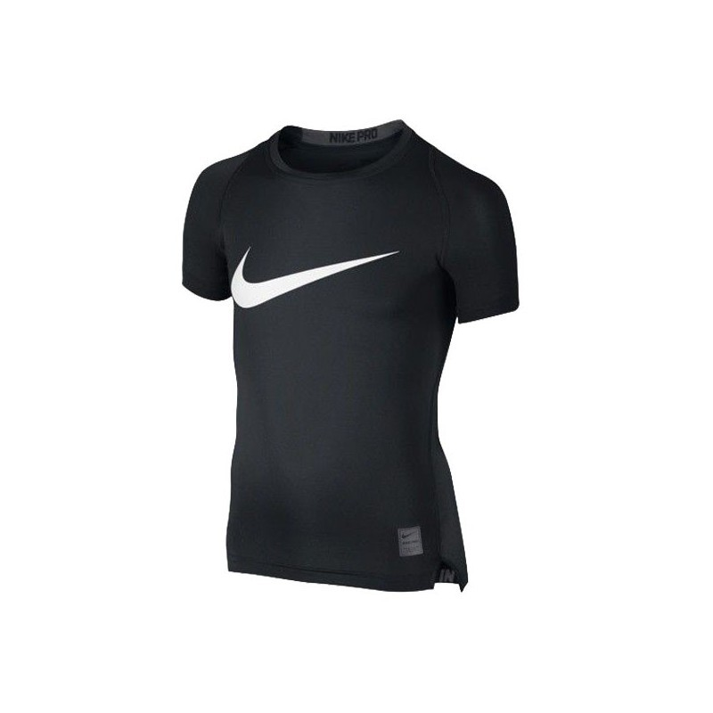 JUNIOR Nike Pro Cool HBR Compression krótki rękaw 010
