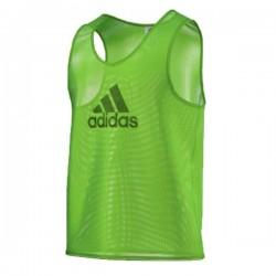 Znacznik Adidas Bib 14 Zielony