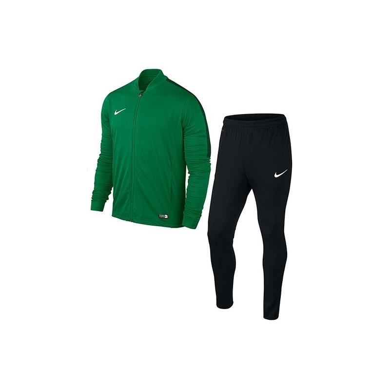 Dres treningowy JR Nike Academy 16 Knit Tracksuit 302