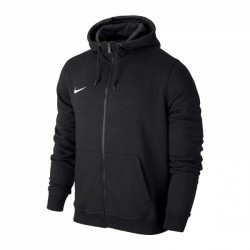 Bluza Junior Nike Team Club Fullzip Hoody 010