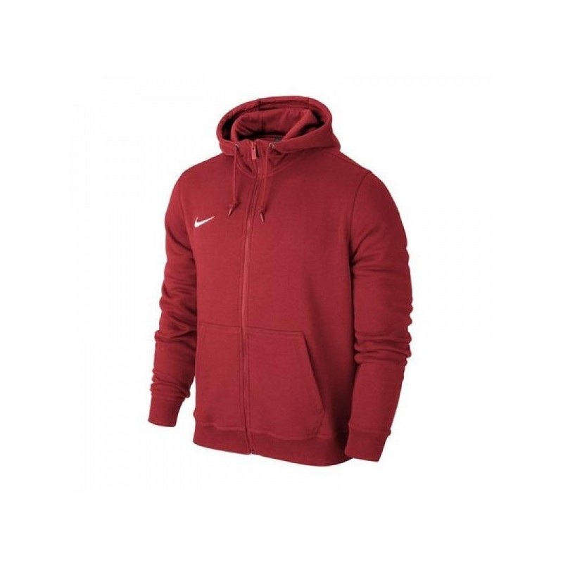 Bluza Junior Nike Team Club Fullzip Hoody 657