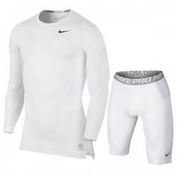 Komplet Nike Pro Cool Compresion LS 100