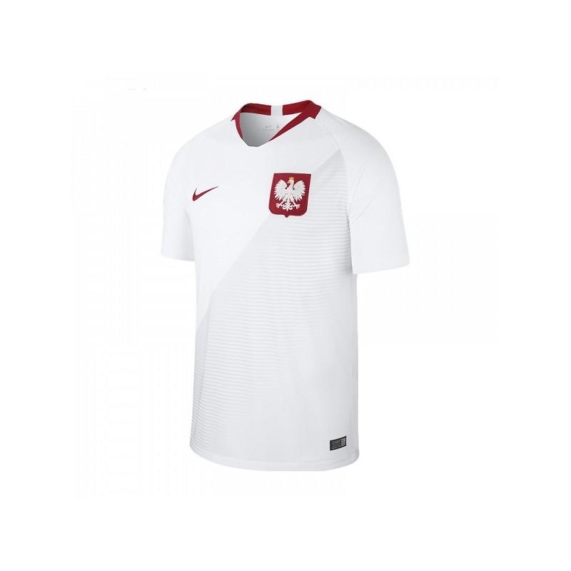 Koszulka męska Nike Reprezentacyjna BREATHE STADIUM biała