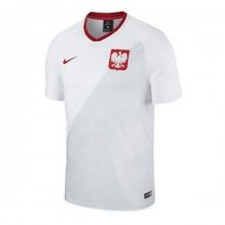 Koszulka Reprezentacji Polski Nike FTBL Top SS Home 100