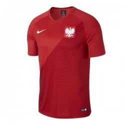 Koszulka Reprezentacji Polski Nike FTBL Top SS Away 611