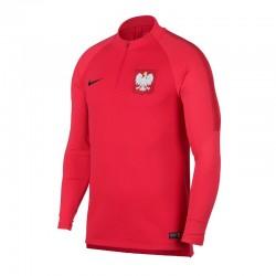 Bluza Nike Polska Dry Squad Dril Top 653