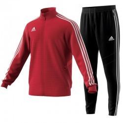 Dres Adidas Tiro 19 Komplet Czerwony