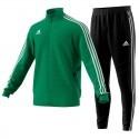 Dres Adidas Tiro 19 Komplet zielony