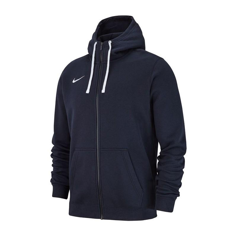 Bluza Nike Hoodie FZ Fleece Club 19 AJ1313 451