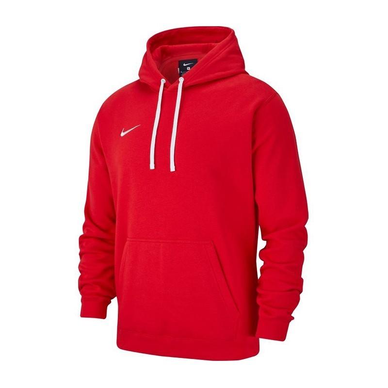 77f62afdc3540d Bluza Bawełniana Nike Team Club 19 Hoodie AR3239-657