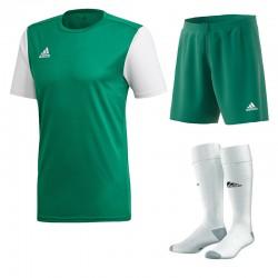 Komplet Junior Adidas Estro...