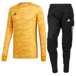 Komplet bramkarski Adidas AdiPro 19 Żółty