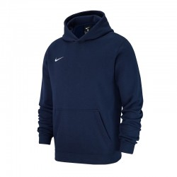 Bluza Nike JR Team Club 19 Fleece 451