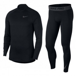 Komplet Nike Pro Terma LS 010