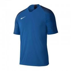 Niebieska koszulka Nike Dry Strike Jersey SS Top AJ1018-463