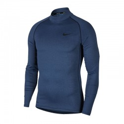Golf Nike Pro Top LS Tight Mock 451