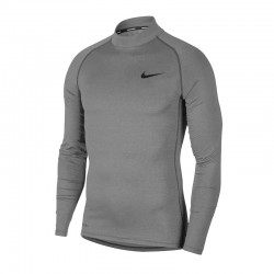 Nike Pro Top LS Tight Mock 085