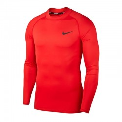 Golf Nike Pro Top LS Tight Mock 657
