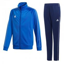 Dres treningowy Adidas JR Core 18 Set 578