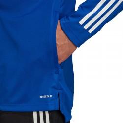 Dres Adidas Condivo 20 Training FullZip NiebieskiGranatowy