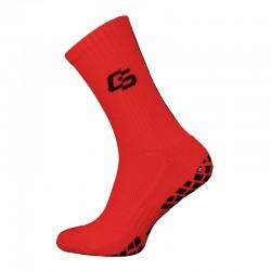 Skarpety antypoślizgowe Control Socks Red