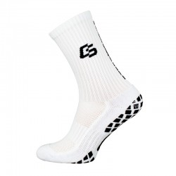 Skarpety antypoślizgowe Control Socks White