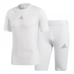 Komplet Adidas AlphaSkin SS...