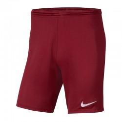 Spodenki piłkarskie Nike JR Short Park III Knit 677