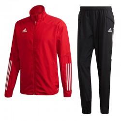 Dres wyjściowy Adidas Condivo 20 Presentation Czerwony