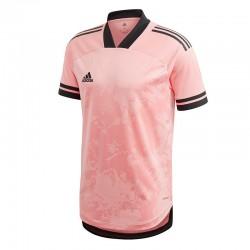 Różowa Koszulka Piłkarska Adidas Condivo 20 FT7260