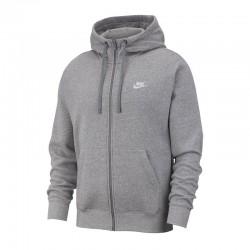 Bluza bawełniana Nike NSW Club Hoodie FZ BB 063