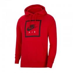 Bluza bawełniana Nike NSW Air Hoodie 657