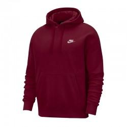 Bluza bawełniana Nike NSW Club Hoodie 638