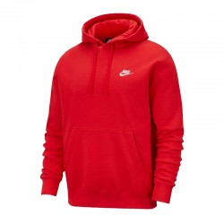 Bluza bawełniana Nike NSW Club Hoodie 657