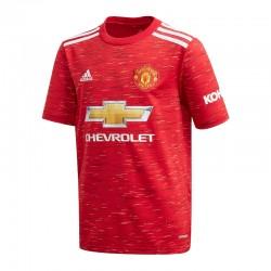 Koszulka Adidas JR MUFC Home Jersey FM4292