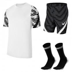 Komplet treningowy Nike Dri-FIT Strike 21 Biały