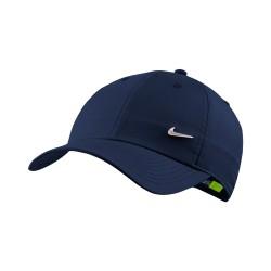 Czapka z daszkiem Nike Heritage86 Metal Swoosh Czarna 943092-451