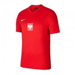 Koszulka Nike Polska Breathe Football Away Euro 2020 CD0876-688