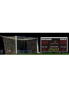 Wyposażenie boisk piłkarskich: bramki