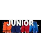 Dziecięce, juniorskie krótkie spodenki piłkarskie