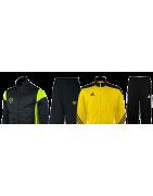 Dresy kompletne, sportowe, piłkarskie Nike Adidas