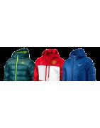 Kurtki sportowe Adidas, Nike