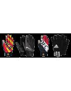 Rękawiczki piłkarskie Adidas, Nike